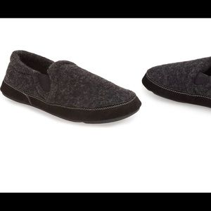 New Men's Acorn 'Fave' Slippers - Large